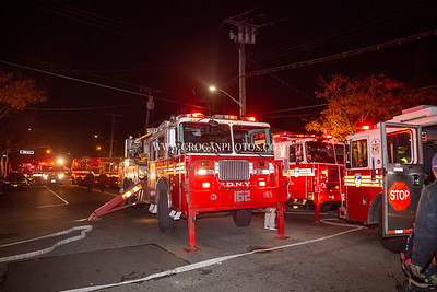 Queens 2nd Alarm Box 5614 Fatal 110-51 Farmers Blvd  11/21/19