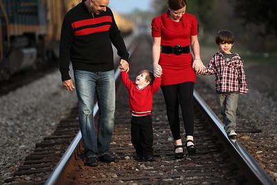 The Davis Family - Christmas