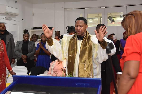 Mercy And Grace Apostolic Ministry Ordination
