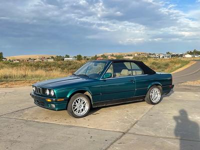 1991 BMW 325i Vert