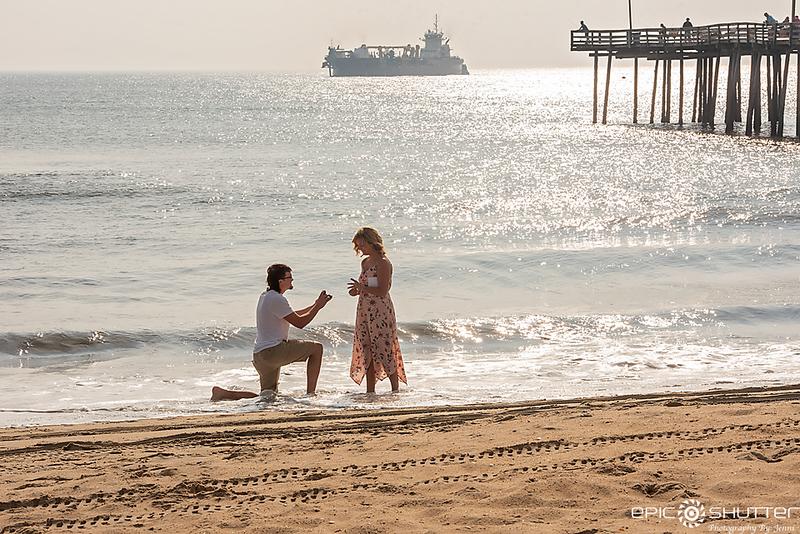 Becca and Jacob Surprise Proposal