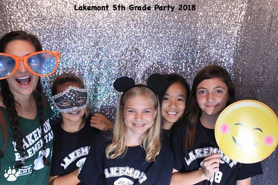 LAKEMONT 5TH GRADE PARTY