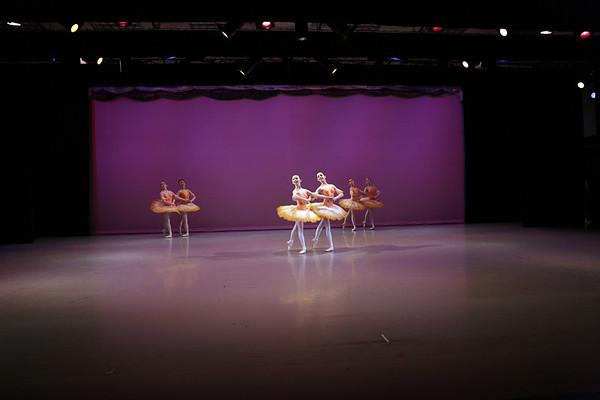 Spring Performance, Wednesday Dress Rehearsal
