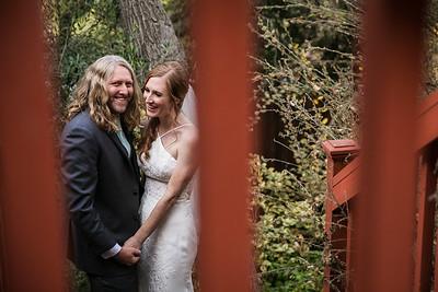 Christina and Doug - Pre-Wedding Portraits