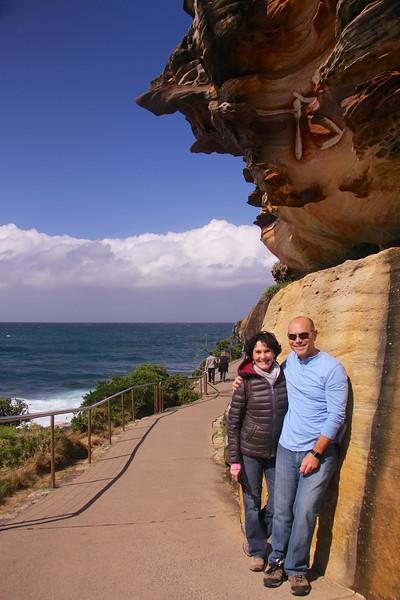Coastal Walk from Bondi Beach to Bronte Beach