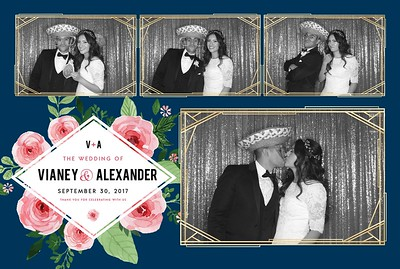 Vianey & Alexander's Wedding