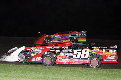 IMCA Deery Brothers Late Model Special - 6/11/13