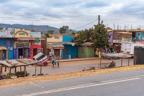 East African Street Scenes