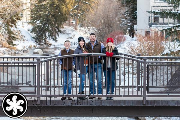 Vail Family Photos - Vail Village - Bennett