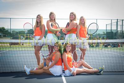 Bonner Springs Womens Tennis 2019