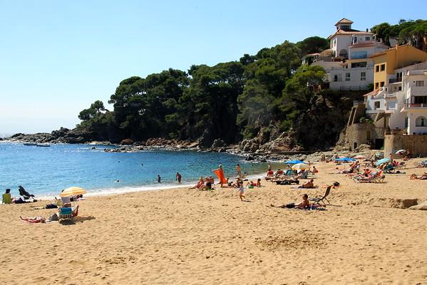 Llafranc to Calella de Palafrugell, Spain