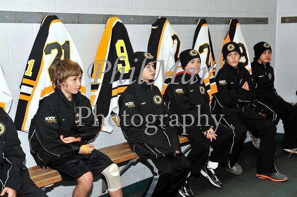 Berks Bruins VS Delaware Ducks