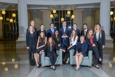 Belmont Undergraduate Mock Trial Teams