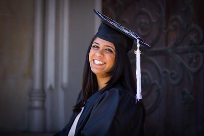 Aditi's Graduation 2015