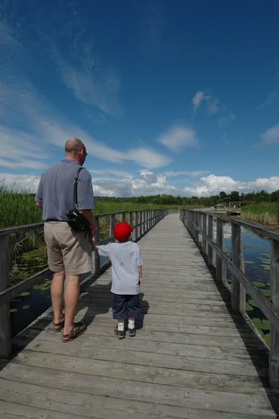 050705 7452 Canada - Midland - Wye Marsh with Brian _E _F _L ~E ~L.JPG