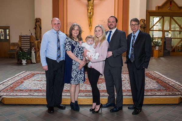 Brice- Baptism