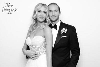8.21.2021 - Haley & Steven's Wedding