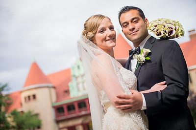Kelly & TJ Wedding 274