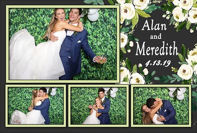 Meredith and Alan's Wedding