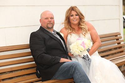 John and Kim Wedding