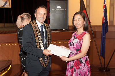 Citizenship Ceremony 26 January 2018