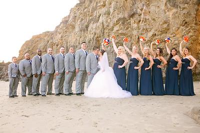 Soto Wedding - Wedding Party