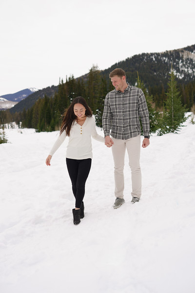 Lexi and Tanner Engagements