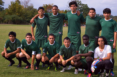 Estudiantes vs GA Tech Club - Oct 2012
