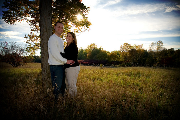 Michelle & Brian's Engagement
