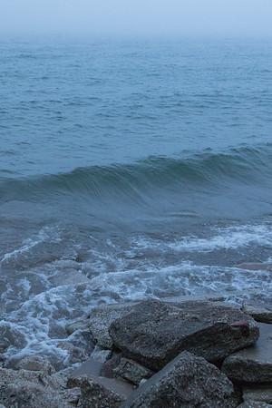 9.5.18 Foggy Beach