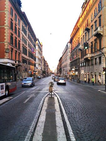 ROME Smartphone Pics