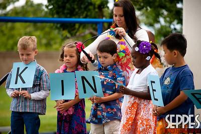 Merryhill Kindergarten Grad