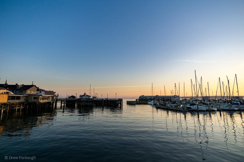 Monterey at Dawn no 5