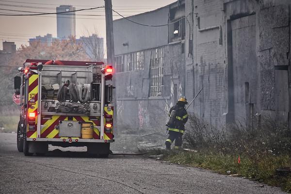 Detroit, Mi. Box Alarm Piquette & Hastings