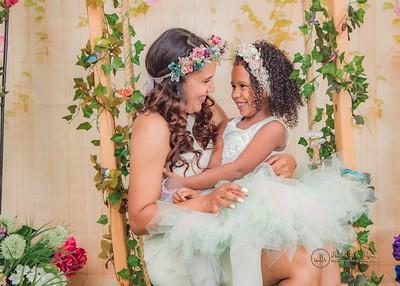 40. Sesión madre e Hija Grismelda y Camila