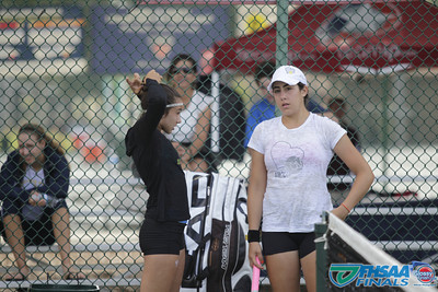 Girls Doubles