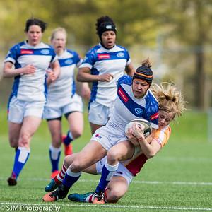 AAC Dames vs Utrecht Students Dames