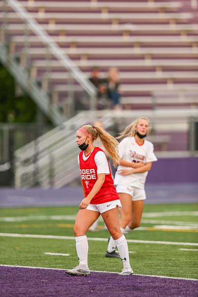 #15 Brookelynn VHS @ WHS 4/30/21 Girl's Varsity Soccer