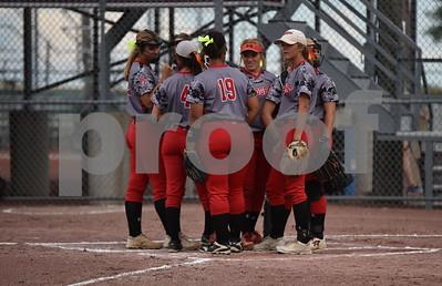 Ames @ Fort Dodge Softball 6/30/17