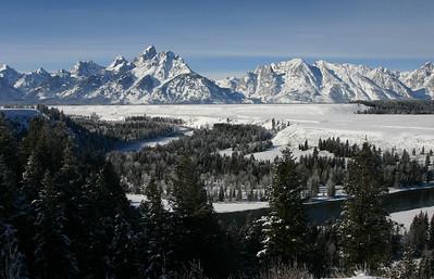 Christmas 2006 - Idaho and Wyoming
