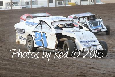 Wakeeney Speedway 4-12-15
