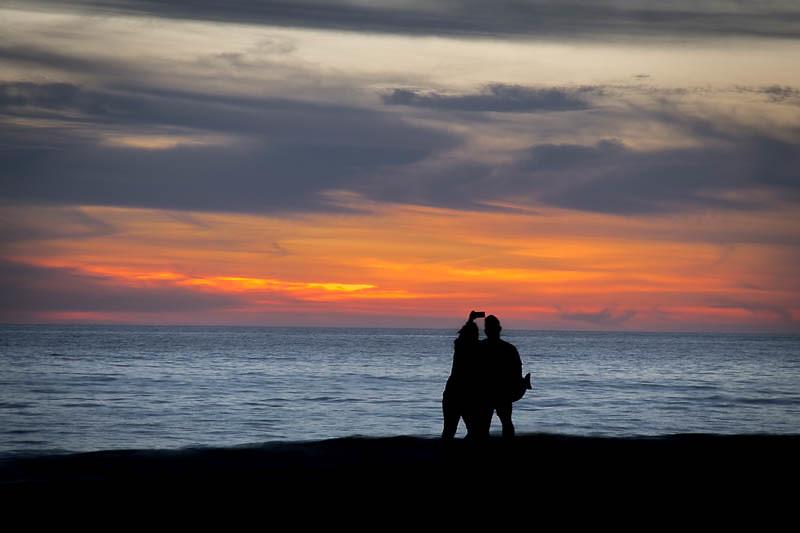 December 5 - Sunset selfie.jpg