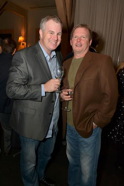Drew Atherton and Tom Soevyn