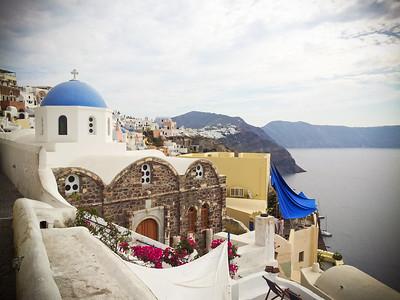 第六站: 聖托里尼及伊亞 ( Santorini & Oia )