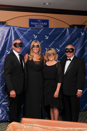 Night at the Masquerade: Parents' Group Auction 2017