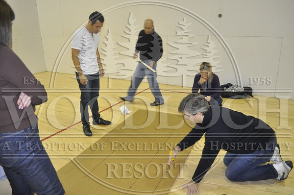 November 16, 2011 - Novartis Boat Build