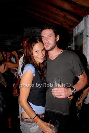 Paola Guerrero and Sam Talbot