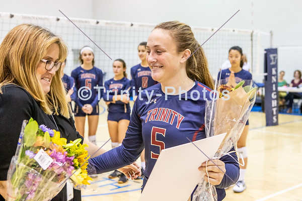 20181011 - TCA Senior Night