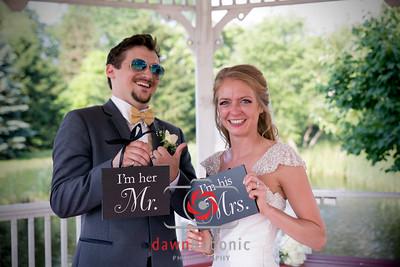 Stackpole Wedding