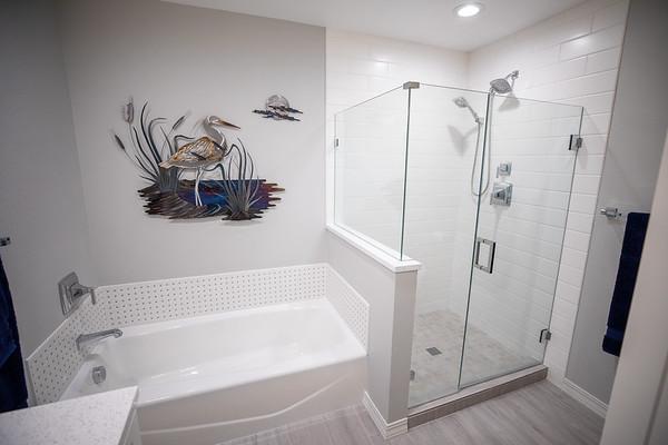 Master Bath Remodel Complete